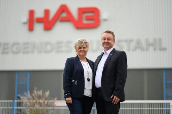 Kathrin und Andreas Pörsch HAB